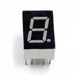 LED displej 0.56 inča plavi zajednička anoda