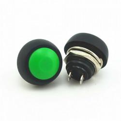 Taster za montažu na šasiju IP65 zeleni