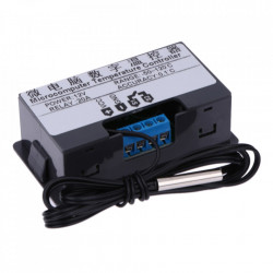 Temperaturni kontroler sa 2 LED displeja ugradni
