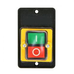 Vodootporni prekidač za mašine sa dva dugmeta