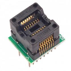Adapter SOIC16/SOP16 na DIP16 150mil