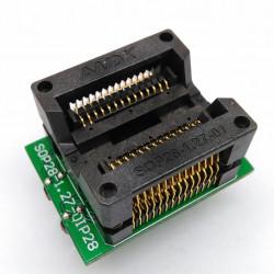 Adapter SOIC28/SOP28 na DIP28