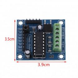 Arduino mini kontroler sa motore sa L293D