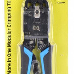 Klešta za krimpovanje RJ11/RJ12/RJ45 konektora