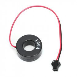 LED ampermetar 0-100A 22mm crveni