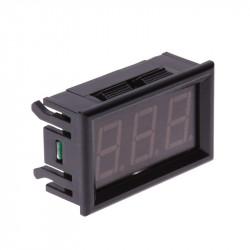 LED voltmetar 60-500VAC crveni