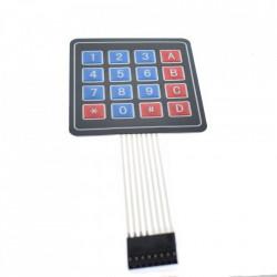 Membranska tastatura 4x4