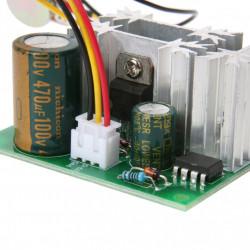Regulator brzine DC motora 15A sa kablom