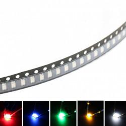 SMD LED dioda 1206 zelena