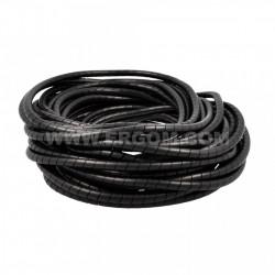Spiralni bužir 12mm crni