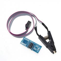 Štipaljka za programiranje i testiranje SMD čipova