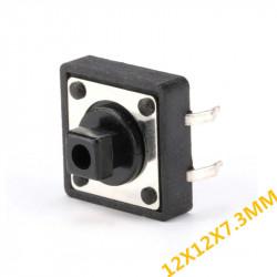 Taster za PCB montažu 12x12x7.3mm