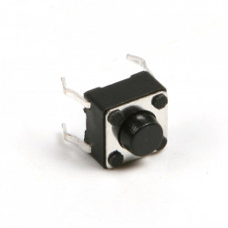 Taster za PCB montažu 6x6x5mm
