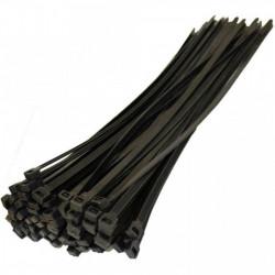 Vezica za kabl 250x4.8mm crna