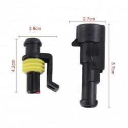 Vodootporni auto konektor 1 pin
