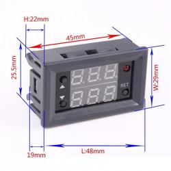 Generator signala sa 2 LED displeja ugradni
