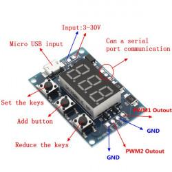 Generator signala sa LED displejom