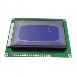 Grafički LCD displej 128x64 karaktera plavi
