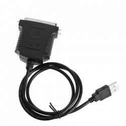 Kabl adapter USB na paralelni port 36 pina IEEE1284