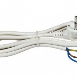 Kabl za napajanje sa šuko priključkom 3x2.5mm2 2.0m beli