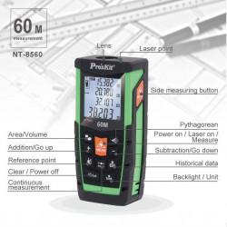 Laserski merač razdaljine NT-8560