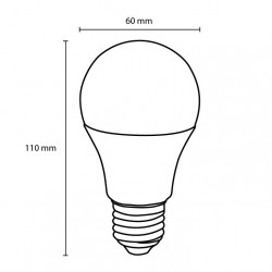 LED sijalica E27 10W sa promenljivom bojom svetlosti PROSTO