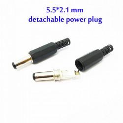 Muški konektor za DC napajanje 2.1x5.5x14mm