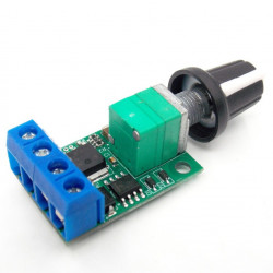 Regulator brzine DC motora 10A mini
