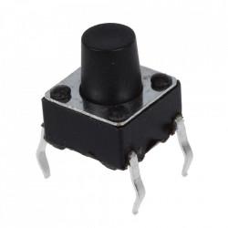 Taster za PCB montažu 6x6x7mm