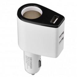 USB punjač za auto multifunkcionalni V2.0