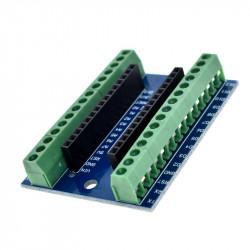 Arduino nano terminal shield