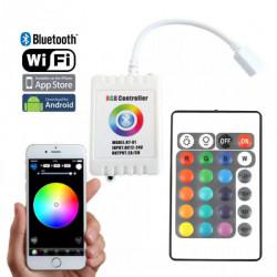 Bluetooth kontroler za RGB LED trake