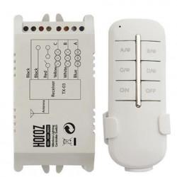 Daljinski RF prekidač za svetlo 3 kanala
