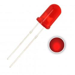 LED dioda 5mm crvena difuzna