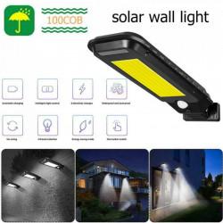 Solarna indukciona zidna lampa