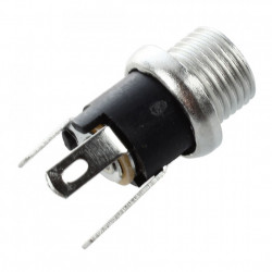 Ženski konektor za DC napajanje 2.1x5.5mm metalni