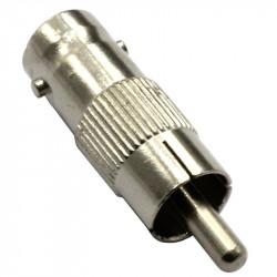 Adapter RCA muški na BNC ženski