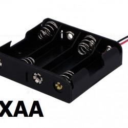 Baterijsko kućište 4xAA