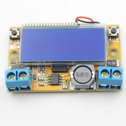 DC-DC konvertor sa LCD displejom 3A