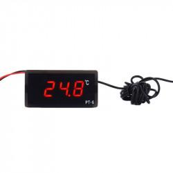 Digitalni LED termometar 230VAC