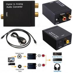 Digitalno-analogni audio konvertor