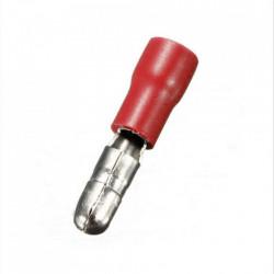 Kablovska bullet papučica muška crvena