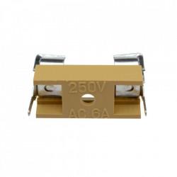 Kućište osigurača 5x20mm za PCB montažu