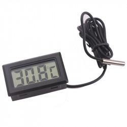 LCD termometar