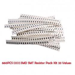 Set SMD otpornika 0805-660 komada