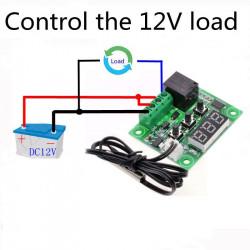 Temperaturni kontroler sa LED displejom