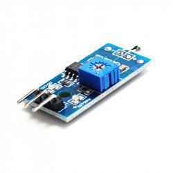 Arduino NTC senzor