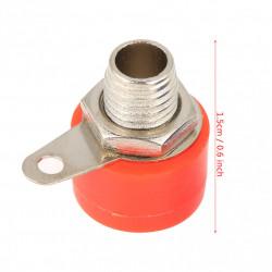 Buksna 4mm mini crvena