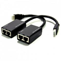 HDMI ekstender pasivni do 30m