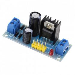 Ispravljač napona 5VDC sa LM7805
